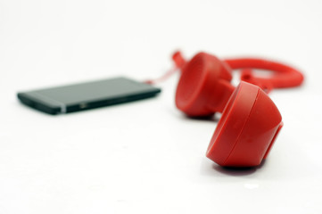 Mobile phone with a retro classic extension handset