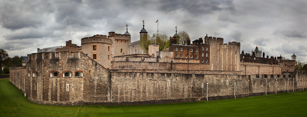 Wall Mural - The Tower of London, the UK. The historic Royal Palace
