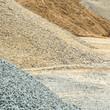 Baustoffe Kies, Sand und Splitt, Zementproduktion
