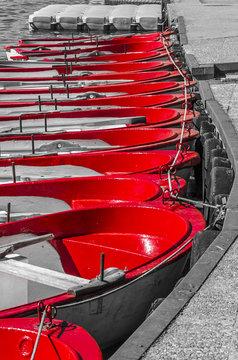 Rojo, rojo, rojo