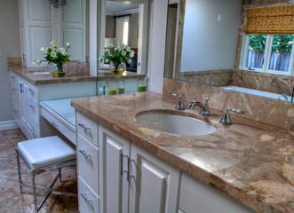 Pretty Bathroom Neutral Colors