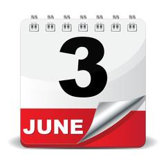3 JUNE ICON