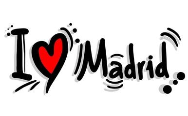 Love Madrid