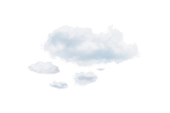 Shot of clouds