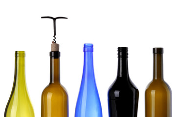 Bottles for wine