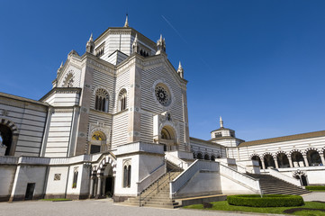 Milan (Lombardy, Italy): Cimitero Monumentale