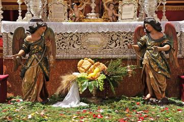 Símbolo religioso, Corpus Christi