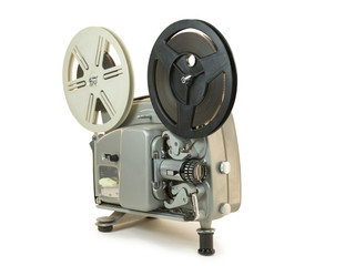 Super 8mm Film Projector 02