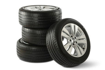 タイヤ/切り抜き画像
