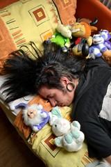 Punk sleep