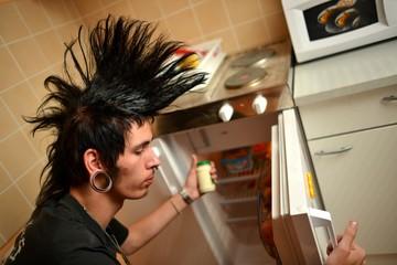 Punk style