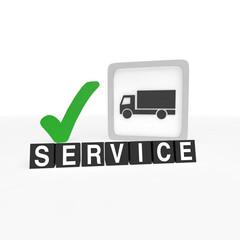lkw, service, werkstatt, panne,