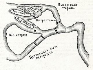 Bridges of Saint Petersburg