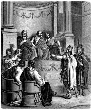 Ancient Rome : Senat & Senators