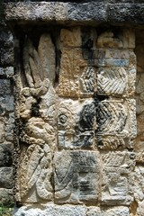 Mayan Carvings