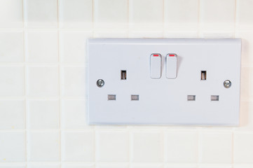 British Power socket
