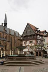 Marktplatz in Neustadt an der Weinstraße