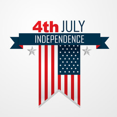 american independence day design