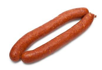 Smoked small sausage
