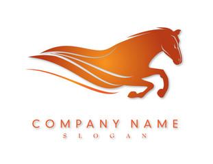 Horse vector design