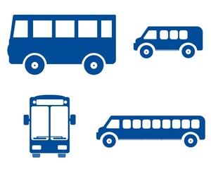 Fototapete - Bus