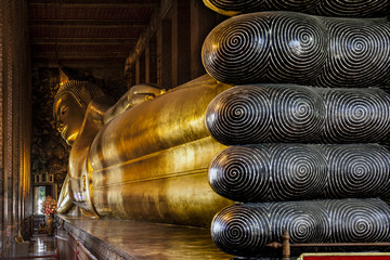 Wat Pho Temple, No. 1 tourist attractions in Bangkok Thailand