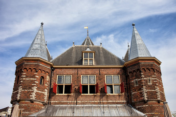 Waag in Amsterdam