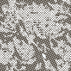 Seamless patterned texture