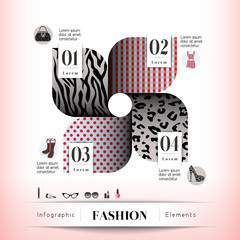 Fashion Concept Graphic Element