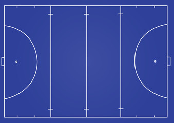 hockey field overview
