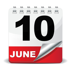 10 JUNE ICON