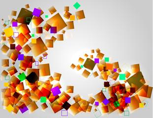 squares eps10 vector design