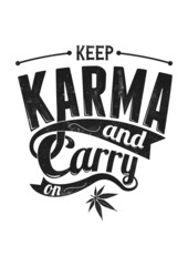 Keep karma