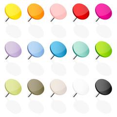 15 Little Pins