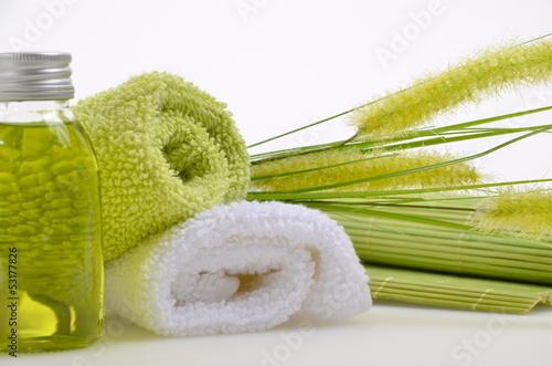 Wellness bilder grün  Wellness Grün Gras