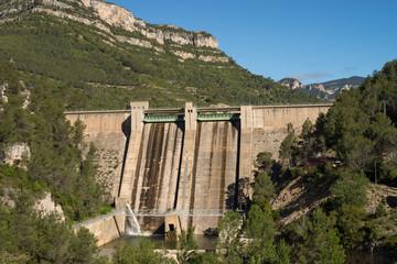 Papiers peints Barrage Reservoir dam