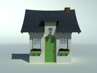 3d tiny house