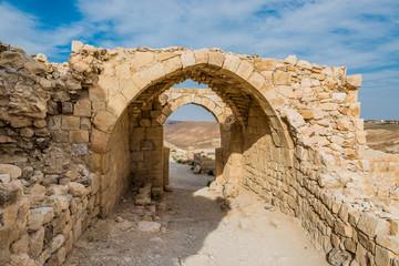 Photo sur Toile Moyen-Orient shobak crusader castle fortress Jordan