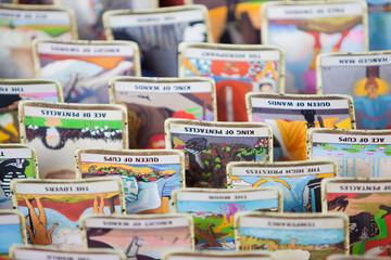 Tarot card reading (3)