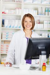 Working pharmacist