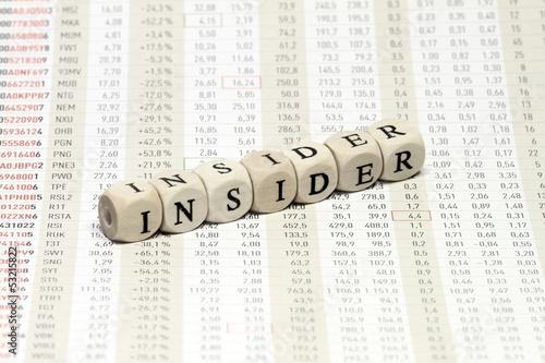 Insiderhandel