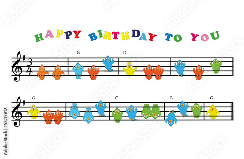 quot happy birthday noten mit v u00f6gel gesang quot  stockfotos und xylophone clip art black and white xylophone clipart free