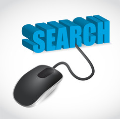Computer mouse and search