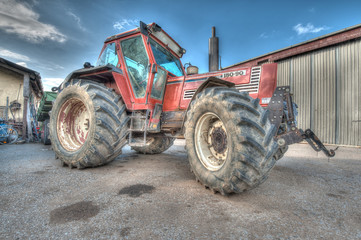 traktor hdr 4