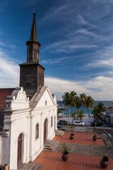 Church of Le Diamand, Martinique