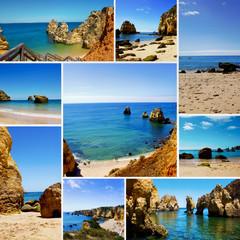 Algarve - Collage