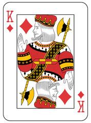 King of Diamonds. Original design