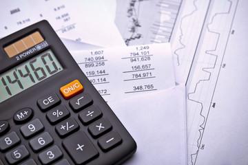 Paperwork and Calculator