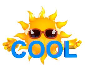 Sunshine is cool