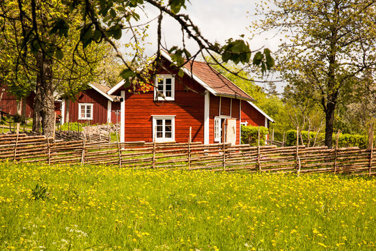 Houses and environment in Sweden